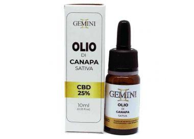Gemini Olio CDB 25%