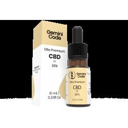 Gemini Code olio CBD 20%